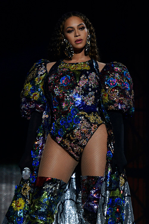 let's say you cant stand beyonce